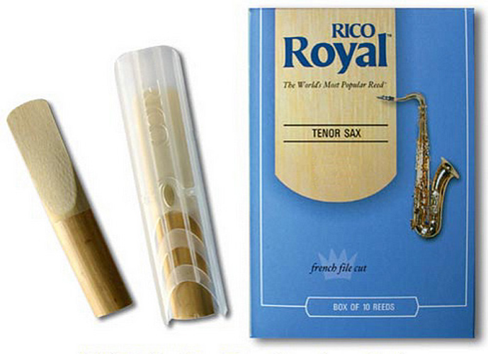 Rico Royal Tenor Sax Reed