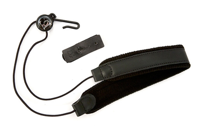 BG C23LP Bb Clarinet Sling - with Leather Neck Pad