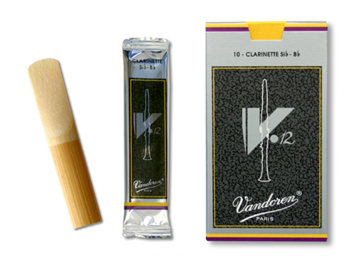 Vandoren V12 Bb Clarinet Reed