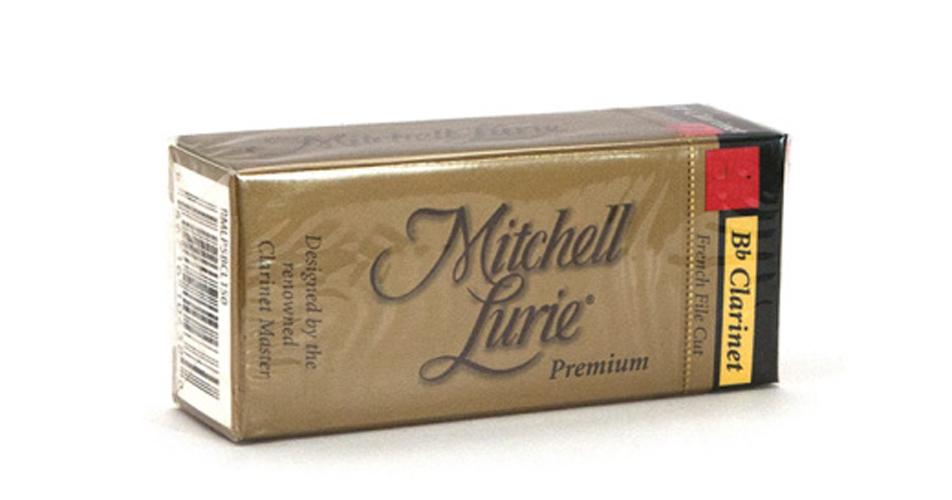 Mitchell Lurie Premium Bb Clarinet Reed
