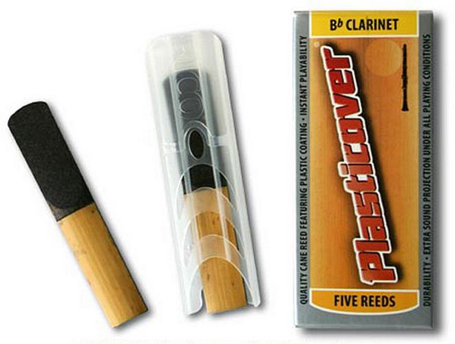 Plasticover Bb Clarinet Reed