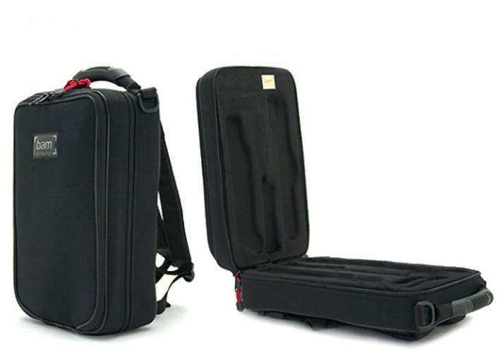 BAM Trekking Oboe Case - Black