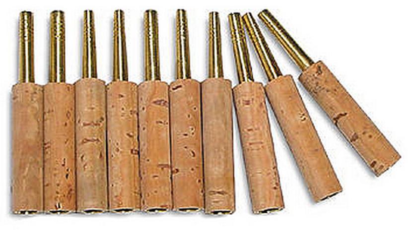 Oboe Staples 47mm - Brass