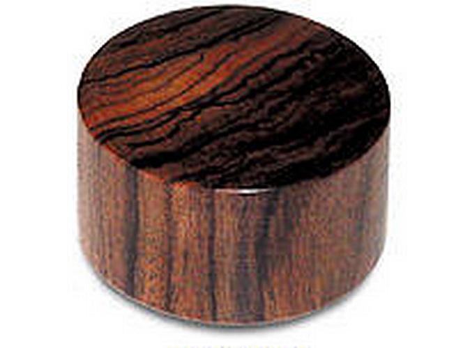 Pisoni Oboe Tools - Cutting Block - Ebony