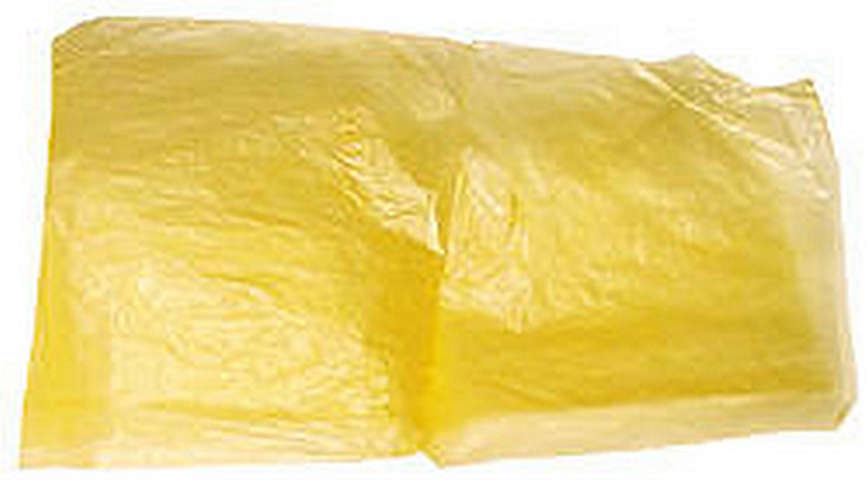 Yellow Bladder Skin - approx 170mm x 600mm
