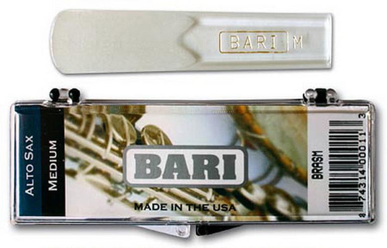 Bari Plastic Reed - Alto Sax