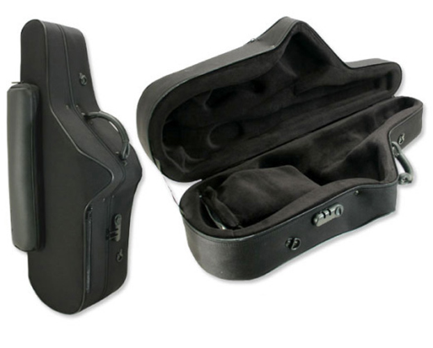 BAM Shaped Tenor Sax Case - Black