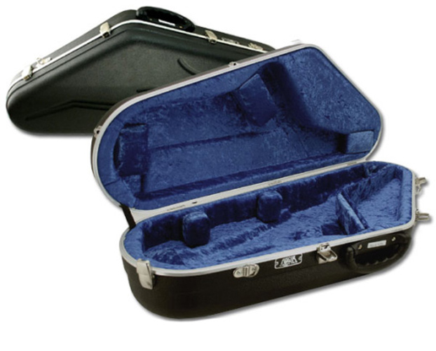 Hiscox Pro II Tenor Sax Case - Hard Shaped in ABS