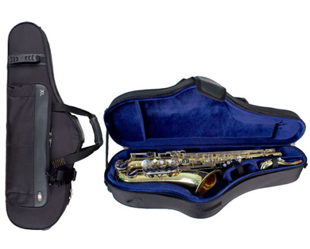 Protec PB305CTXL Contoured Big Bell Tenor Sax Case - Black