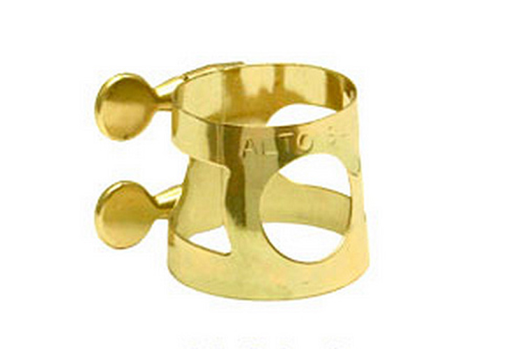 Windcraft Alto Sax Ligature - Lacquer