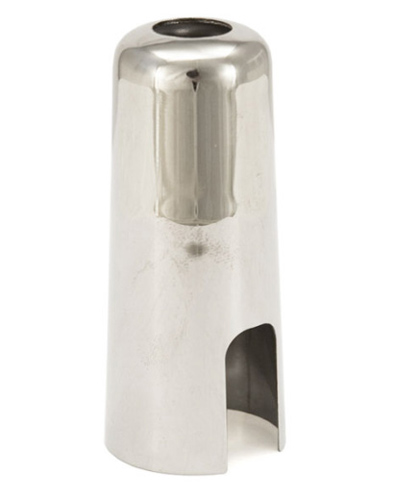 Windcraft Alto Sax Mouthpiece Cap - Nickel Plated