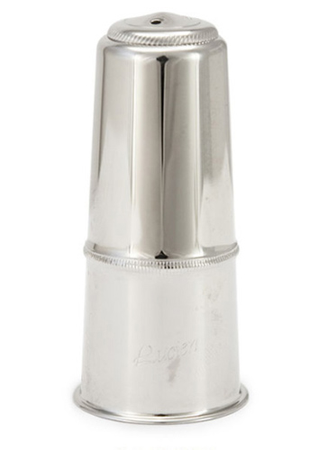 Lucien Soprano Sax Mouthpiece Cap - Nickel Plated