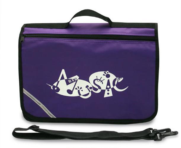 Excel Music Carrier - Purple