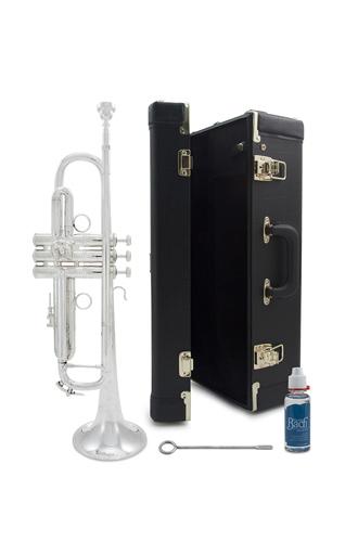 Bach Stradivarius LR190S43B Silver Plate