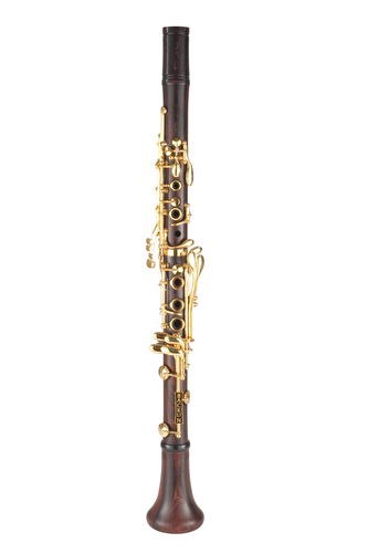 Backun Protege - Cocobolo with Gold keys - Bb Clarinet