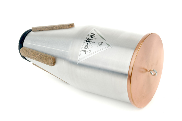 Jo-Ral French Horn Mute - Straight - Copper Bottom