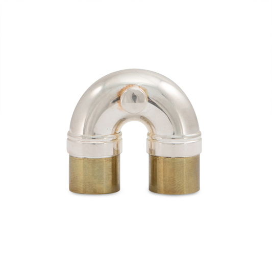 2nd Valve Slide 180ML Silver plated