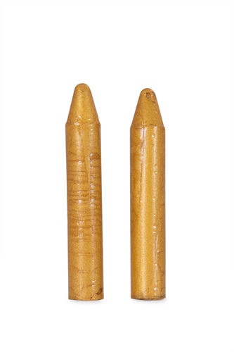 Gold Trademark Crayon Pack of 2