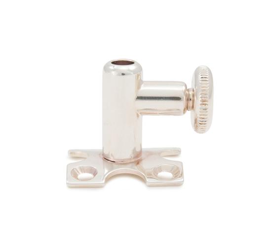 Handrest Socket - Silver Plated - Schreiber Bassoon