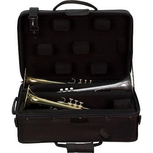 Protec Triple Trumpet Case - IPAC IP301T