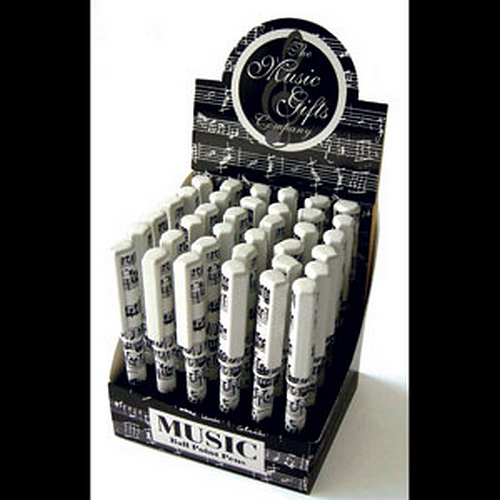 Ball Point Pens - Black & White