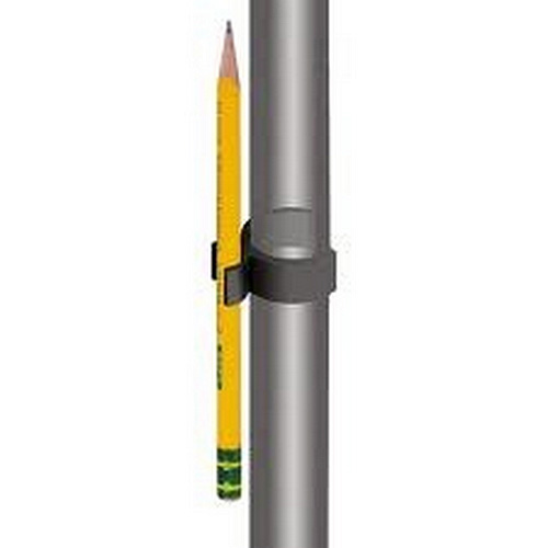 K&M Pencil Holder to fit tubing 13-15mm - 16092 - Black