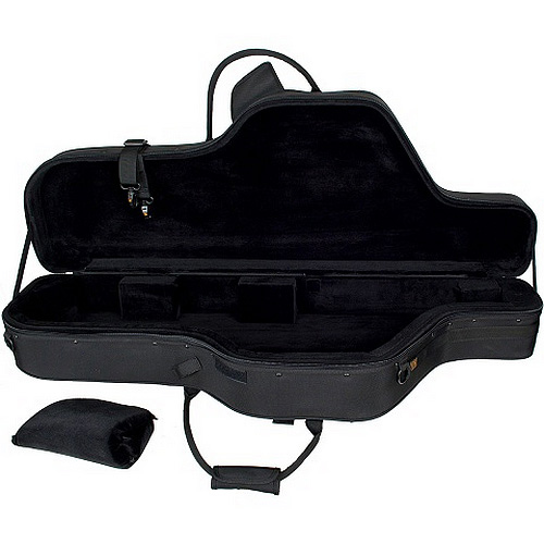 Protec PB311CT Pro Pac - Baritone Sax Case - Low A or Bb - Light weight - Black