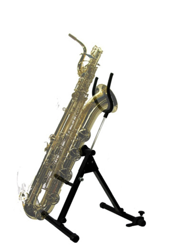 SaxRax Baritone Tour Sax Stand - Height Adjustable