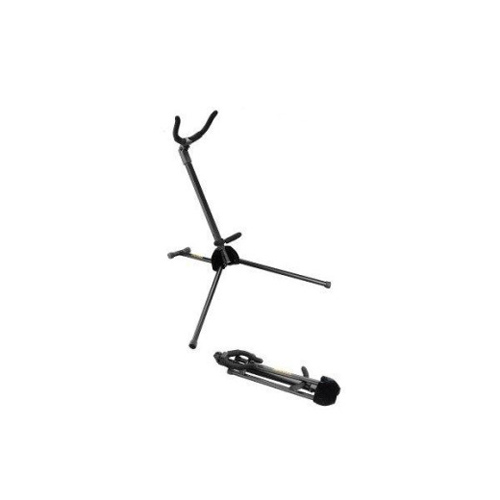 Hercules DS432B TravLite Tenor Sax Stand - Stores in bell AJS1523