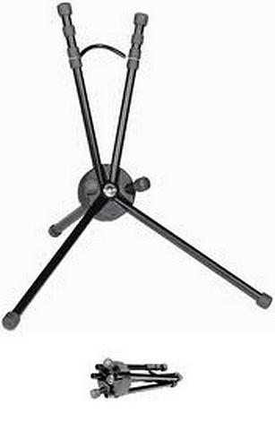 K&M Saxxy Folding Tenor Sax Stand - 14350
