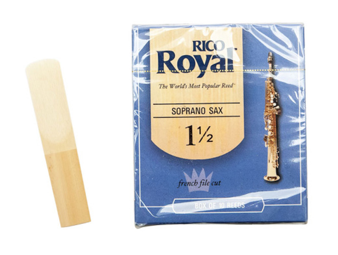 Rico Royal Soprano Sax Reed