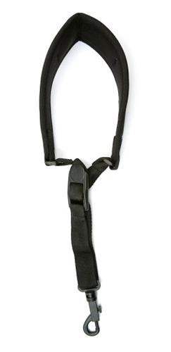 Rosetti Padded Sax Strap - Swivel Hook