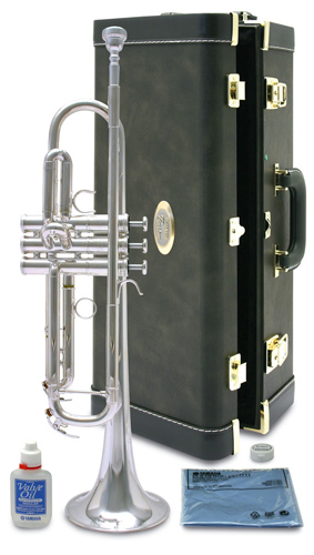 Yamaha YTR-8335LAS Xeno Custom - Bb Trumpet