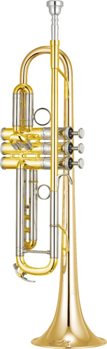 Yamaha YTR-8335RG 02 Xeno - Reverse Lead Pipe Bb Trumpet