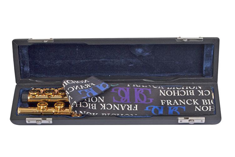 BG A66FS1 Flute Case Inside Cover - Silk