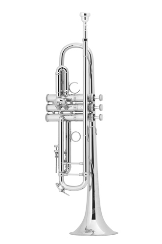 Bach Stradivarius Artisan - Bb Trumpet Silver Plated