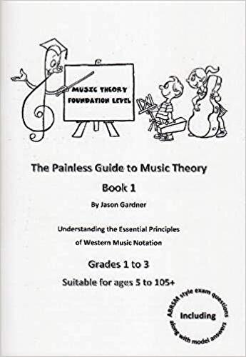 The Painless Guide To Music Theory - Jason Gardner