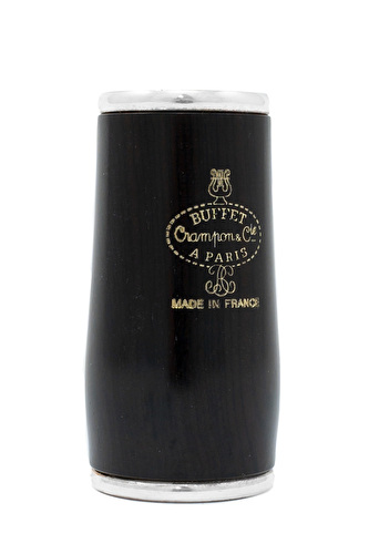 Buffet ICON Bb and A Clarinet Barrel - Silver Plated