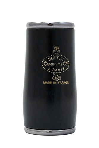 Buffet ICON Bb and A Clarinet Barrel - Black Nickel