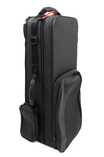 BAM Trekking Bass Clarinet to Low Eb Case - Black