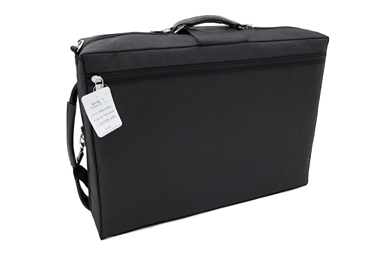Roko Double Clarinet Case Cover in Black - Buffet fit