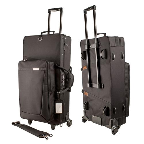 Protec ProPac PB304SOPWL Alto and Soprano Sax Case with Wheels