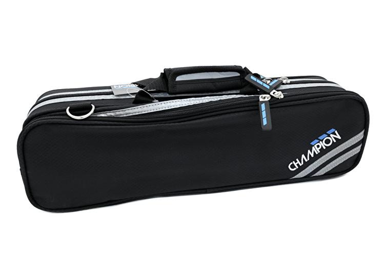 Champion Flute Case C Foot - Black