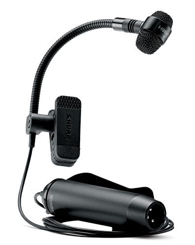 Shure PGA98H-XLR Clip on Condenser Microphone