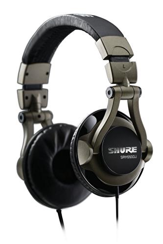 Shure SRH550DJ Pro Quality DJ Headphones