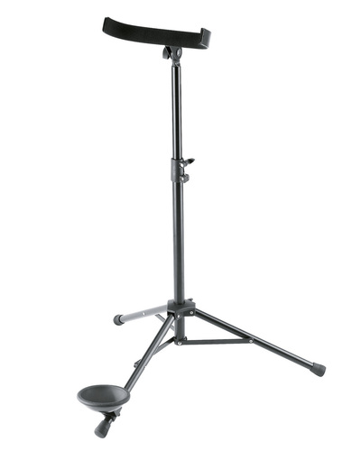 K&M Contra Bassoon Stand - 15045 - Black