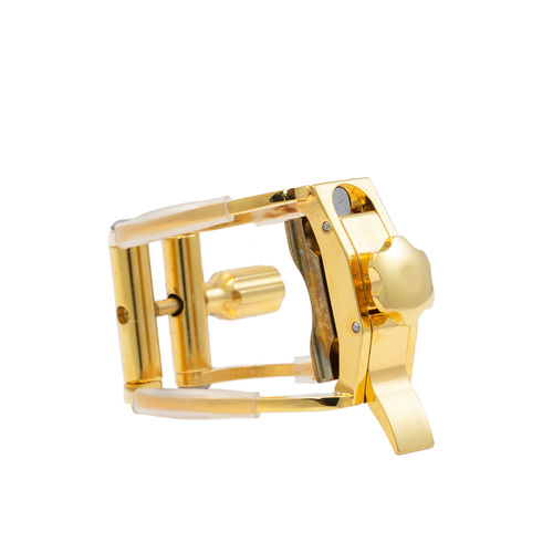 AK CLG Gold Clarinet / Slim Alto Ligature Gen II - Standard Fit