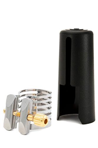 Rovner Platinum 1RL Alto Sax Ligature & Cap