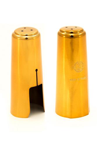Selmer Alto Saxophone Cap - Dark Gold Lacquer