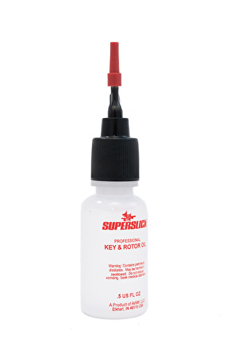 Superslick Key or Rotor Oil - with Needle